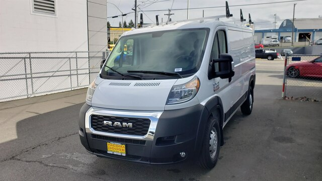 2020 Ram ProMaster 1500 Low Roof 136 WB FWD #R200094 - photo 4