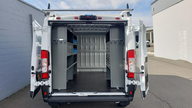2020 Ram ProMaster 1500 Standard Roof FWD, Adrian Steel Upfitted Cargo Van #R200094 - photo 1