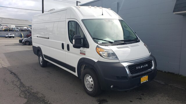 2020 Ram ProMaster 3500 High Roof 159 WB ext FWD #R200126 - photo 1