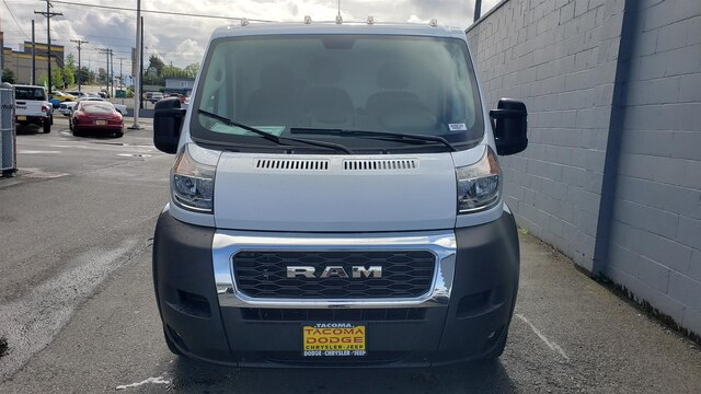 2020 Ram ProMaster 1500 Low Roof 136 WB FWD #R200145 - photo 3