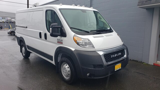 2020 Ram ProMaster 1500 Low Roof 136 WB FWD #R200148 - photo 1
