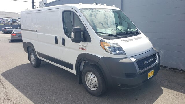 2020 Ram ProMaster 1500 Low Roof 136 WB FWD #R200150 - photo 1