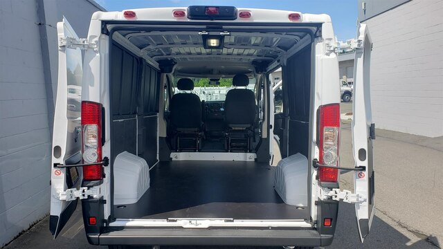 2020 Ram ProMaster 1500 Low Roof 136 WB FWD #R200155 - photo 1