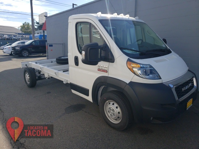 2020 Ram ProMaster 3500 FWD, Cab Chassis #R200158 - photo 1