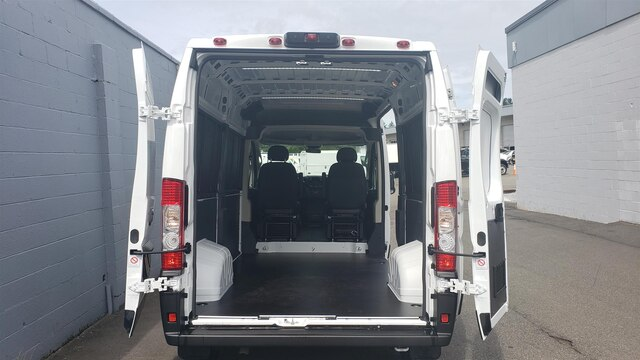 2020 Ram ProMaster 1500 High Roof 136 WB FWD #R200296 - photo 1