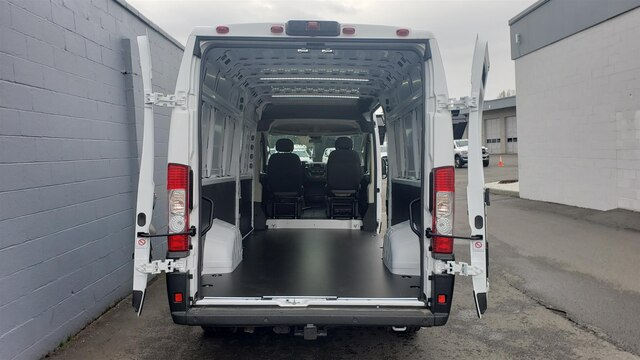 2020 Ram ProMaster 3500 High Roof 159 WB ext FWD #R200298 - photo 1