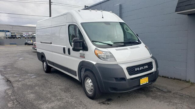 2020 Ram ProMaster 3500 High Roof 159 ext FWD #R200299 - photo 1