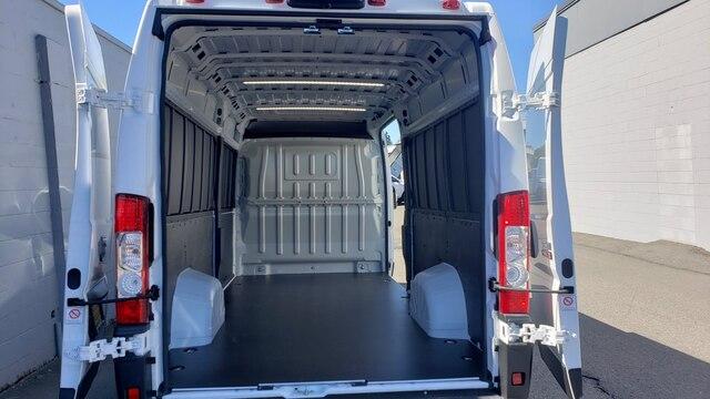 2020 Ram ProMaster 3500 High Roof FWD, Empty Cargo Van #R200456 - photo 1