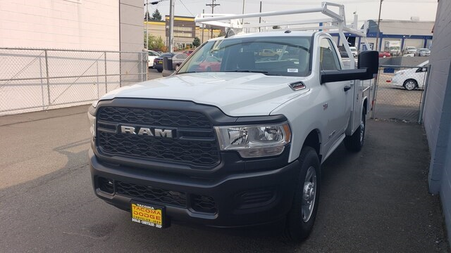 2020 Ram 2500 Tradesman RWD #R200495 - photo 4
