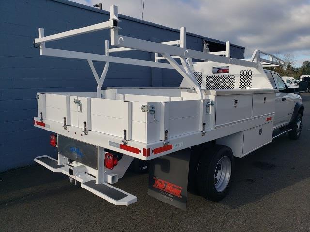 2020 Ram 5500 Crew Cab DRW 4x4, Harbor Contractor Body #R200538 - photo 1