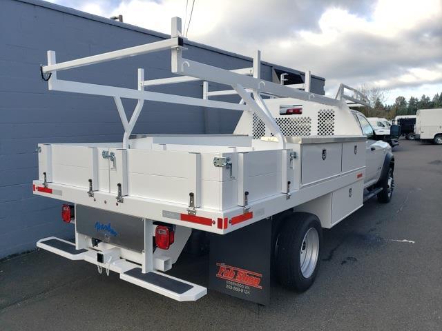 2020 Ram 5500 Crew Cab DRW 4x4, Harbor Contractor Body #R200539 - photo 1