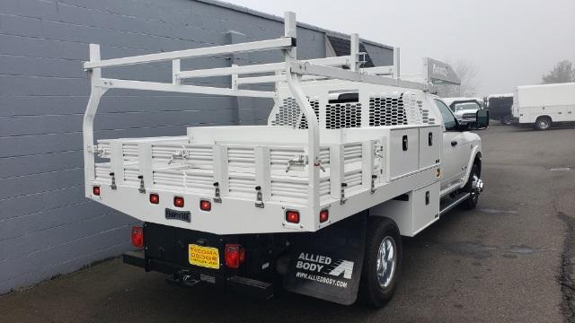 2020 Ram 3500 Crew Cab DRW 4x4, Knapheide Contractor Body #R200551 - photo 1