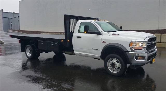 2020 Ram 5500 Regular Cab DRW 4x4, Knapheide Value-Master X Platform Body #R200613 - photo 5
