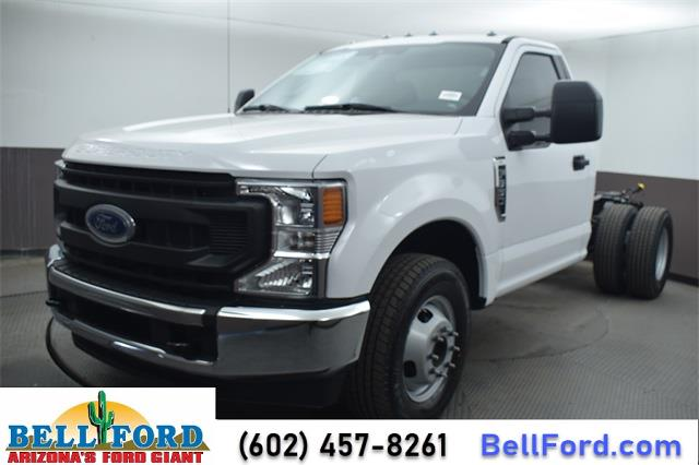 2021 Ford F-350 Regular Cab DRW 4x2, Cab Chassis #10289 - photo 1