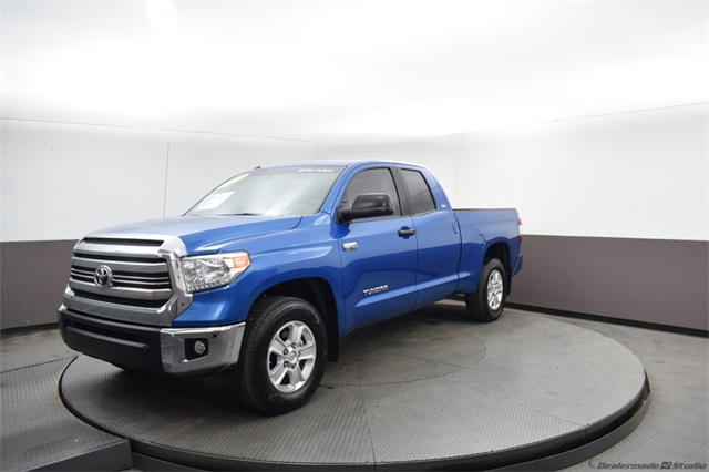 2017 Toyota Tundra Double Cab 4x2, Pickup #21436A - photo 1