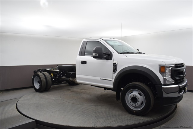 2020 Ford F-450 Regular Cab DRW 4x2, Cab Chassis #21632 - photo 1