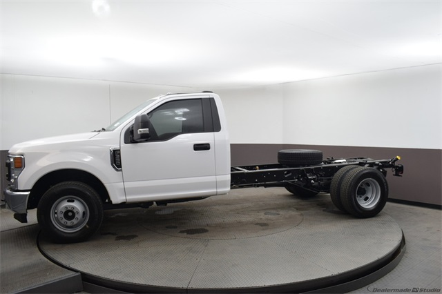 2020 Ford F-350 Regular Cab DRW 4x2, Cab Chassis #22260 - photo 1