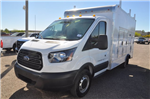 2015 Transit 350 Low Roof, American Cargo by Midway Service Utility Van #51159 - photo 1