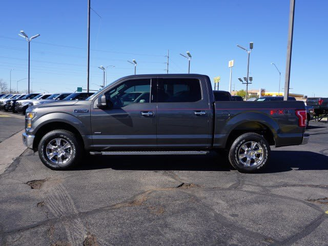 2016 F-150 SuperCrew Cab 4x4, Pickup #62032 - photo 3