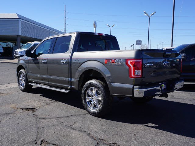 2016 F-150 SuperCrew Cab 4x4, Pickup #62032 - photo 2