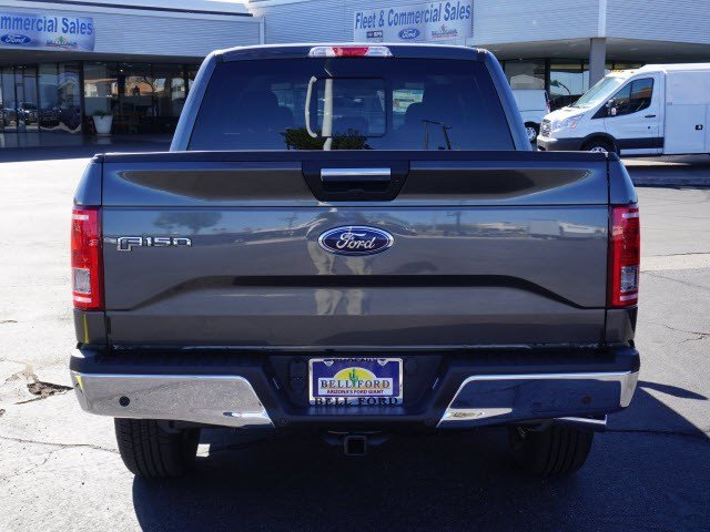 2016 F-150 SuperCrew Cab 4x4, Pickup #62032 - photo 4