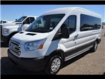 2017 Transit 350 Medium Roof Passenger Wagon #70206 - photo 1