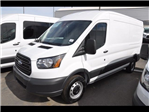 2017 Transit 250 Medium Roof, Cargo Van #70369 - photo 1