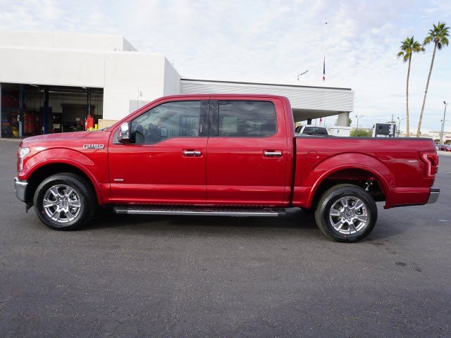 2017 F-150 SuperCrew Cab, Pickup #70427 - photo 3
