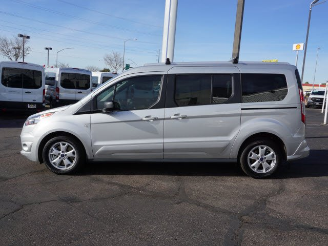 2017 Transit Connect, Passenger Wagon #70461 - photo 3