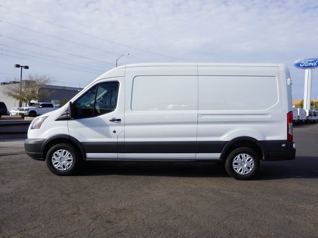 2017 Transit 150 Medium Roof, Cargo Van #70473 - photo 3