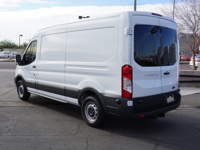 2017 Transit 150 Medium Roof, Cargo Van #70497 - photo 3