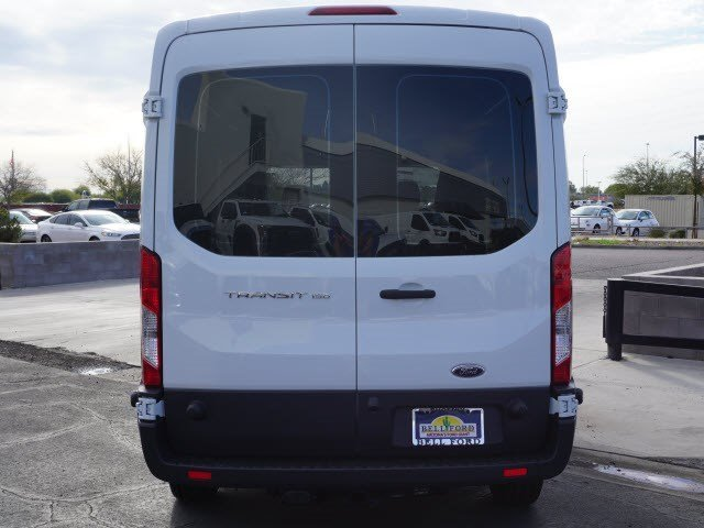 2017 Transit 150 Medium Roof, Cargo Van #70497 - photo 4