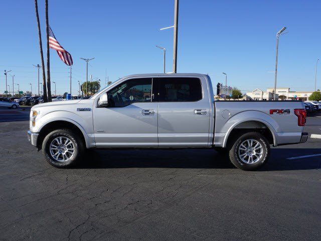 2017 F-150 SuperCrew Cab 4x4, Pickup #70533 - photo 3