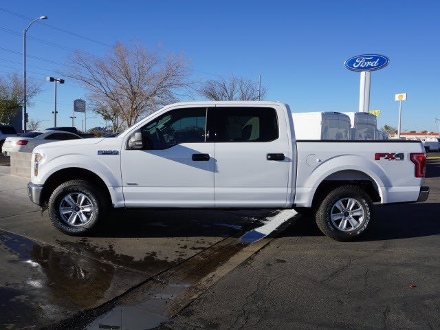 2017 F-150 SuperCrew Cab 4x4, Pickup #70545 - photo 3