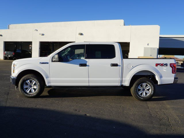 2017 F-150 SuperCrew Cab 4x4, Pickup #70594 - photo 3