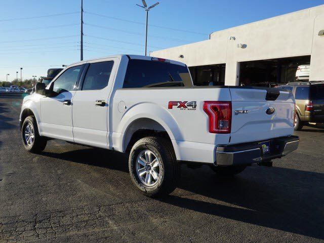 2017 F-150 SuperCrew Cab 4x4, Pickup #70594 - photo 2