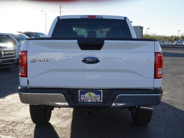 2017 F-150 SuperCrew Cab 4x4, Pickup #70594 - photo 4