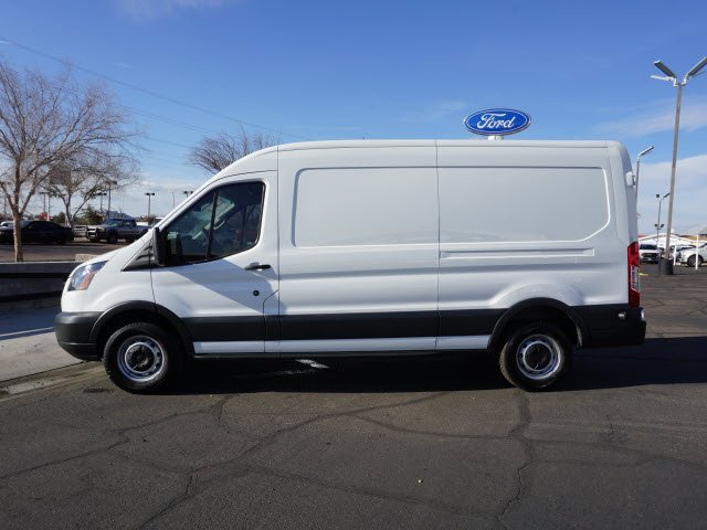 2017 Transit 150 Medium Roof, Cargo Van #70614 - photo 3