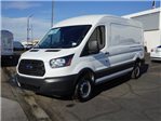2017 Transit 150 Medium Roof, Cargo Van #70614 - photo 1