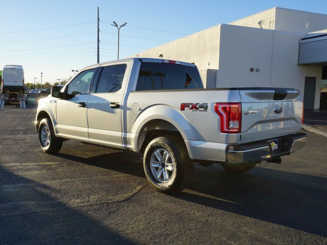 2017 F-150 SuperCrew Cab 4x4, Pickup #70652 - photo 2