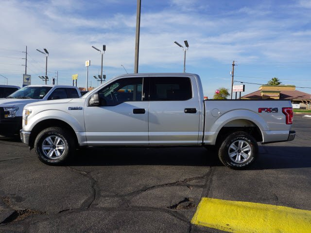 2017 F-150 SuperCrew Cab 4x4, Pickup #70717 - photo 3