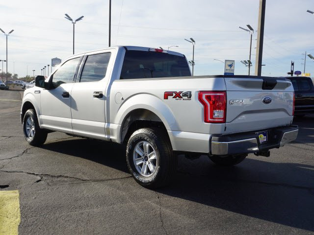 2017 F-150 SuperCrew Cab 4x4, Pickup #70717 - photo 2