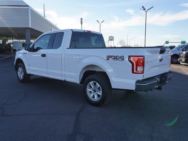2017 F-150 Super Cab 4x4, Pickup #70726 - photo 2