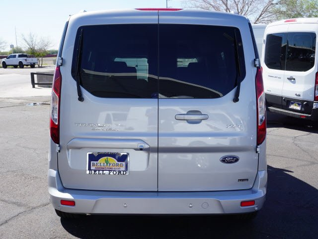 2017 Transit Connect, Passenger Wagon #70742 - photo 4