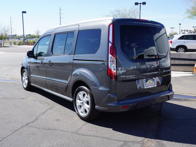 2017 Transit Connect, Passenger Wagon #70744 - photo 3