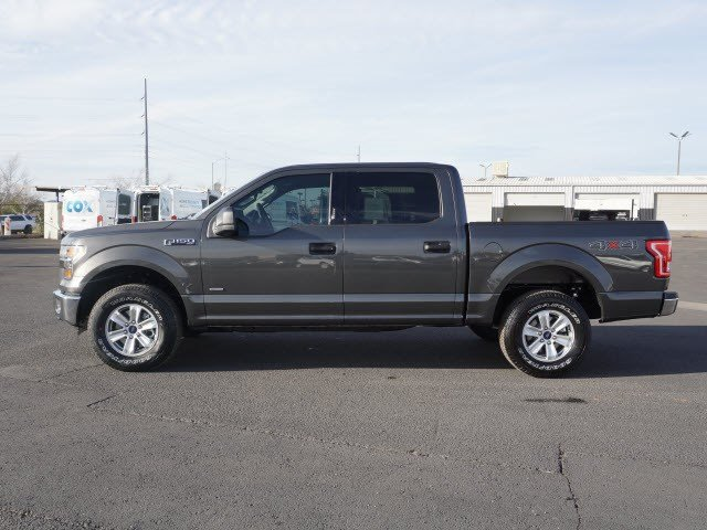 2017 F-150 SuperCrew Cab 4x4, Pickup #70768 - photo 3