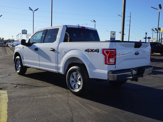 2017 F-150 SuperCrew Cab 4x4, Pickup #70823 - photo 2
