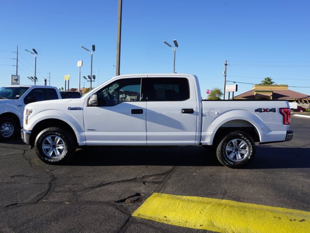 2017 F-150 SuperCrew Cab 4x4, Pickup #70823 - photo 3