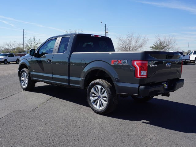 2017 F-150 Super Cab 4x4, Pickup #70883 - photo 2