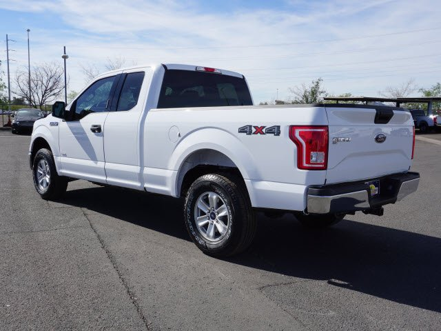 2017 F-150 Super Cab 4x4, Pickup #70904 - photo 2